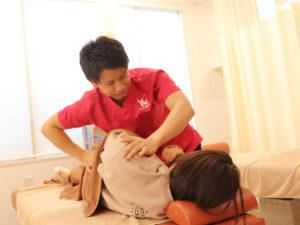 坐骨神経痛への施術